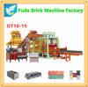 Hydraulic Vibration Hollow Block Concrete Block Machine with Ce