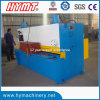 QC11y-12X3200 Nc Control Hydraulic Guillotine Shearing Machine/Steel Plate Cutting Machine