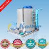 Large 20t Fresh Water Flake Ice Machine Use Evaporator Drum
