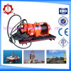 Mini Hand Manual 1ton Air Pneumatic Winch with Remote Control