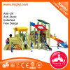 Kids New Design Wooden Children Playgrounds Equipment