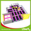 UK Dodge Ball Customized Design Children Trampoline Park