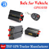 Best Vehicle GPS Tracker Tk 103b with Realtime Web Based Tracking and Acc/ Door Open/ Shock/ Built in Acceleration Sensor Alarm