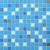 20*20mm Glass Mosaic Pattern Design Swimming Pool Mosaic