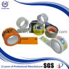 High Tensile 6 Rolls Pack Custom Packaging Low Noise OPP Packing Tape
