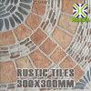 300*300 mm Decorative Rustic Ceramic Floor Tile