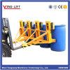 Capacity 2000kg Forklift Drum Grabbers