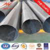 Round Outdoor 220kv Octogonal Tapered Steel Pole