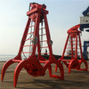 Hot Sale Mechanical Rope Timber Grab