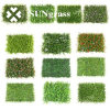 Artificial Flowers Wall Grass for Wedding Photography Props Decor