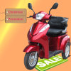 500W/700W 3 Wheel Electric Disabled Scooter with Disk Brake (TC-022A)