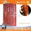 MDF/HDF Moulded Door Skin with Veneer or Melamine Paper