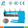 Automatic Water Tank Edge Teething Machine