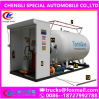 ASME Standard 5000liters 2mt GLP LPG Tank Stationary