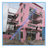 Safe SGS Approved Galvanized Scaffolding for Construction