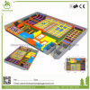 Fire Proof Colorful Commercial Indoor Trampoline Park with Polyurethane Foam Pit Cubes