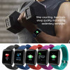 Smart Watch Android New 2019 Shenzhen Sport Bracelet Wrist Band Water Proof Diving Swimming Running ...