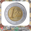 Top Quality Game Metal Token From Yuehua