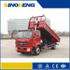 China Light Duty Small Tipper Dump Truck