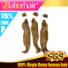 Hot Sale New Product Straight Brown Human Hair Weft Made in China