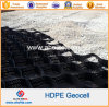 Vegetated Retaining Channel Slope Protection Plastic HDPE Geocell