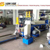 PP PE Flakes Double Stage Granulating Machine