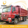Low Price Used 10 Wheels HOWO Tipper Truck 6X4 with Good Condition