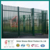 Galvanized Palisade Fencing/High Quality Palisade Fence/ Steel Metal Palisade Fence
