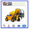 Mini Mobile Self Loading Concrete Mixer for Sale