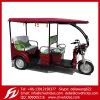 48V 1000W Electric Tricycle Three Wheelers Battery Rickshaw for Passengers D99s