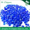Cobalt Blue Decorative Glass Beads
