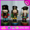 Hot New Product for 2015 Cute Wooden Nutcracker Toy, Creative Wooden Toy Nutcracker Set, Wholesale Wooden Nutcracker Toy W02A008