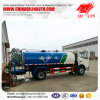 4mm Thickness Tank Body Single Compartment Sprinkler Vehicle