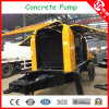 Hbts90-18-176r 90m3/H Diesel Concrete Pump for Sale