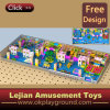 SGS Lovely Castle Naughty Park Indoor Playground (ST1415-9)