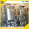 Micro Beer Brewery Plant Beer Equipment, Top Fermentating Craft Brewery Equipment 500L