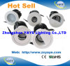 Yaye Hot Sell Newest Design 3W/5W/7W/9W/10W/15W/20W COB LED Downlight / LED Ceiling Light