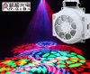 Newest 8LEDs 3W RGBW 4in1 LED Eight Eyes Pattern Light