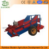 Tractor Towed Beach Sand Clearing Machine Clean Trashes