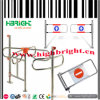 Supermarket Stainless Steel Wing Gate Openers and Barriers