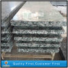 Sea Wave / Spray White Granite Polishing Stair Riser / Stair Tread