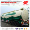 40FT 50cbm Carbon Steel Powder Particle Tank Semi Trailer