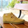Fashion Style Top-Cut Breathable Vulcanized Rubber Shoes for Boy/Men (SNC-03048)