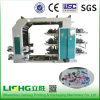 6 Colour Stack Type High Speed Flexo Printing Machine