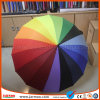 Fashionable Colorful Good Price Golf Umbrella Extension