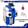 All-in-One Jewelry Spot Welding YAG Laser Machine for Gold Silver