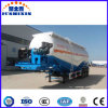 3axles 60t Engine Compressor Powder Bulker Cement Tanker Tractor Trailer