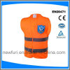 Safety Vest with High Reflective Tape Accept Customized Printing Logo