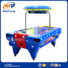 Coin Operated Interactive Air Hockey Machine for Game Center