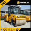 China 22ton Single Drum Hydraulic Vibratory Roller Xs223
